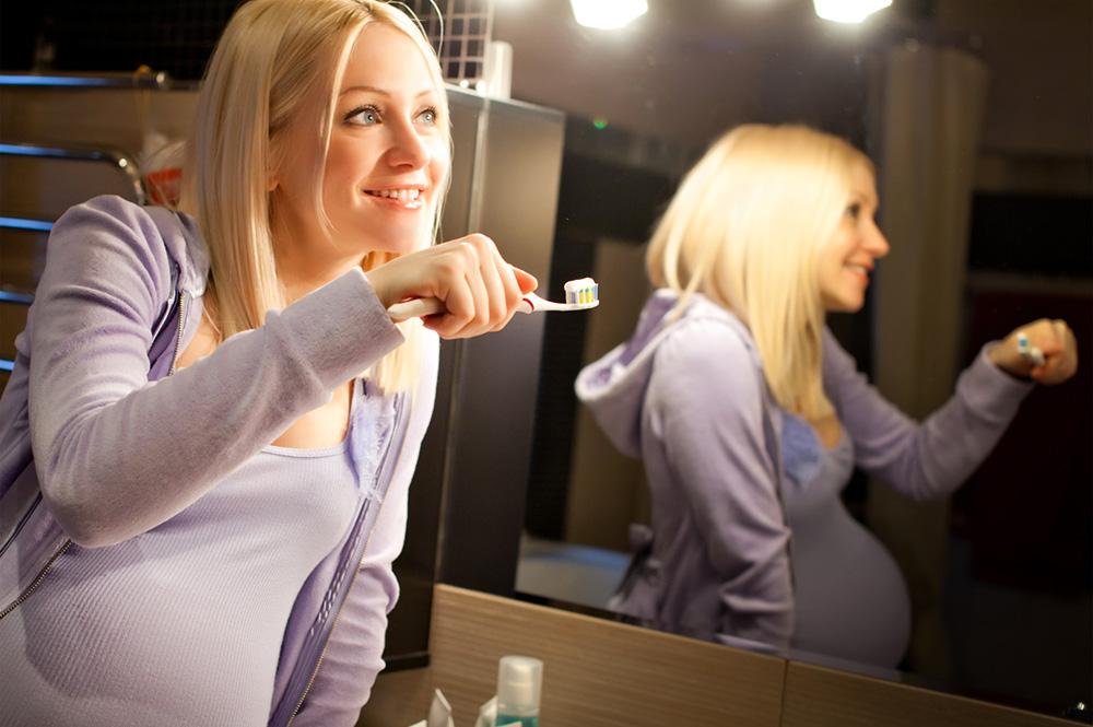 Dental care in pregnancy